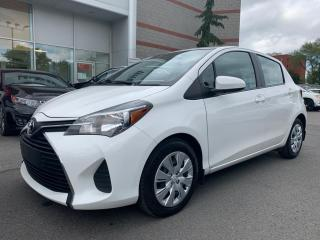 Used 2015 Toyota Yaris ÉCRAN TACTILE BLUTOOTH for sale in Longueuil, QC