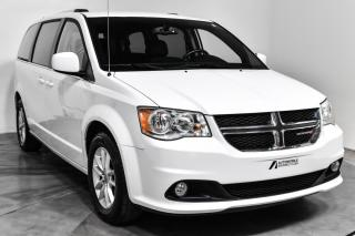 Used 2018 Dodge Grand Caravan SXT STOW&GO MAGS CUIR for sale in St-Hubert, QC