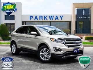 Used 2017 Ford Edge SEL for sale in Waterloo, ON