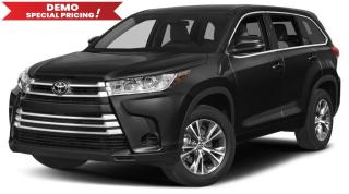 Used 2019 Toyota Highlander XLE SE PACKAGE - TCI DEMO - HOOD TAPE - CROSS BARS for sale in Stouffville, ON