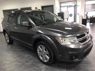 Used 2015 Dodge Journey AWD RT CUIR for sale in Châteauguay, QC