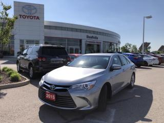 Used 2015 Toyota Camry LE for sale in Stouffville, ON