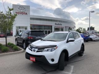 Used 2015 Toyota RAV4 FWD LE UPGRADE - 4 NEW TIRES - for sale in Stouffville, ON