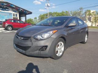 Used 2011 Hyundai Elantra GLS for sale in Sudbury, ON