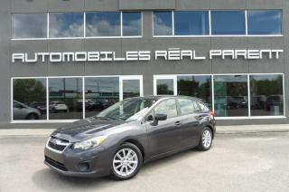 Used 2014 Subaru Impreza PREMIUM - AWD - AUTOMATIQUE - PNEUS ÉTÉ HIVER - for sale in Québec, QC
