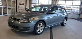 Used 2017 Volkswagen Golf Sportwagen 1.8 TSI Trendline with winter wheels incl for sale in Ottawa, ON