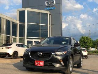 Used 2016 Mazda CX-3 GS LUXURY AWD LEATHER/NAV for sale in Ottawa, ON