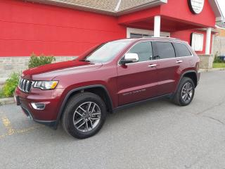 Used 2019 Jeep Grand Cherokee Limited for sale in Cornwall, ON