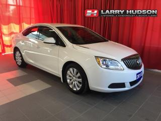 Used 2015 Buick Verano CX Convenience PKG | Remote Start | Wi-Fi Equipped for sale in Listowel, ON