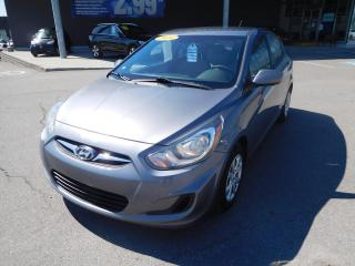 Used 2014 Hyundai Accent GL,A/C,CRUISE,BLUETOOTH,BANCS CHAUFFANTS for sale in Mirabel, QC