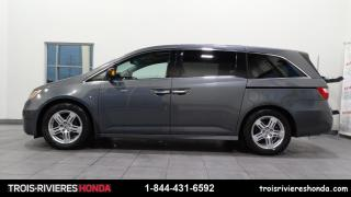 Used 2011 Honda Odyssey TOURING + GPS + CUIR + MAGS ! for sale in Trois-Rivières, QC