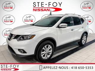 Used 2016 Nissan Rogue NISSAN ROGUE SV AWD 2016 TOIT OUVRANT for sale in Ste-Foy, QC