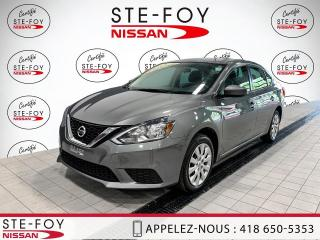 Used 2017 Nissan Sentra NISSAN SENTRA 2017 SV CVT TOUTES EQUIPE for sale in Ste-Foy, QC