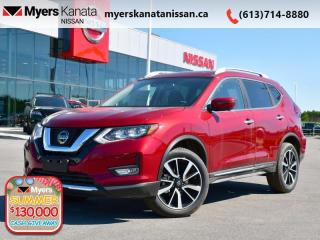 New 2020 Nissan Rogue AWD SL  - ProPILOT ASSIST -  Navigation for sale in Kanata, ON