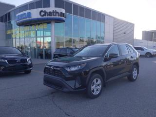 Used 2019 Toyota RAV4 LE for sale in Chatham, ON