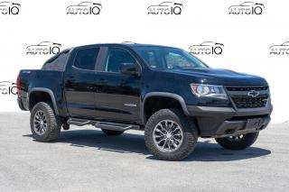 Used 2017 Chevrolet Colorado ZR2 for sale in Barrie, ON