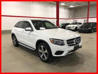Used 2017 Mercedes-Benz GL-Class GLC300 4MATIC PREMIUM PLUS LED CLEAN CARFAX! for sale in Vaughan, ON