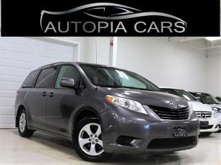 Used 2011 Toyota Sienna LE 7 PASSENGER REAR VIEW CAMERA ALLOY for sale in North York, ON