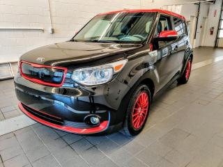 Used 2016 Kia Soul EV 100% ÉLECTRIQUE **JAMAIS ACCIDENTÉ** for sale in St-Eustache, QC