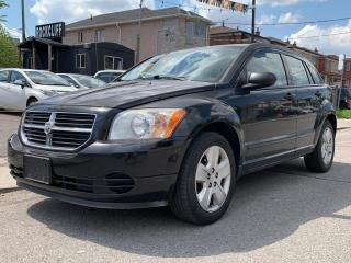 Used 2009 Dodge Caliber 4DR HB SXT for sale in Scarborough, ON