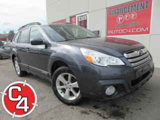 Used 2013 Subaru Outback AWD 2.5L TOIT MAG for sale in St-Jérôme, QC