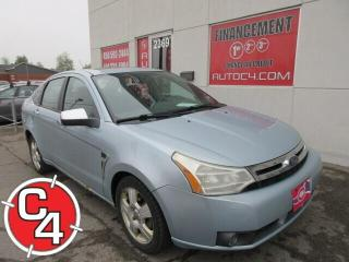 Used 2009 Ford Focus SEL CUIR TOIT AUTO for sale in St-Jérôme, QC