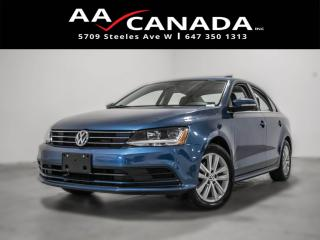 Used 2017 Volkswagen Jetta Wolfsburg Edition for sale in North York, ON