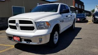 Used 2017 RAM 1500 Outdoorsman-FULL CREW CAB-4X4-5.7LV8 HEMI for sale in Tilbury, ON