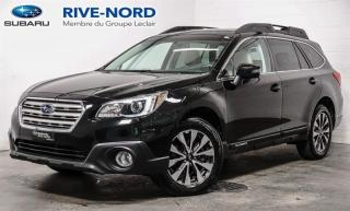 Used 2016 Subaru Outback Limited NAVI+CUIR+TOIT.OUVRANT for sale in Boisbriand, QC