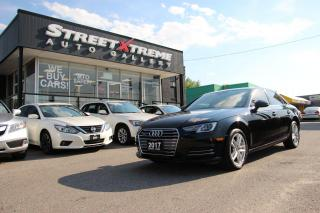 Used 2017 Audi A4 Komfort for sale in Markham, ON