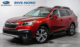 Used 2020 Subaru Outback Limited NAVI+CUIR+TOIT.OUVRANT for sale in Boisbriand, QC
