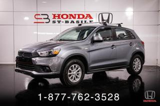 Used 2016 Mitsubishi RVR ES + A/C + CRUISE + GARANTIE + WOW! for sale in St-Basile-le-Grand, QC