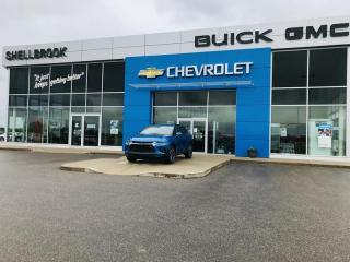 New 2020 Chevrolet Blazer RS for sale in Shellbrook, SK