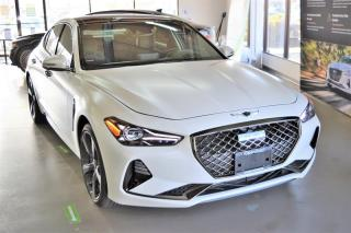 Used 2020 Genesis G70 3.3T Sport AWD for sale in Richmond, BC