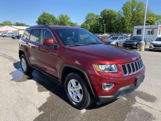 Used 2016 Jeep Grand Cherokee Laredo 4dr 4WD Sport Utility for sale in Brantford, ON