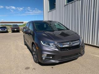 New 2020 Honda Odyssey EX-L Navi 4dr FWD Passenger Van for sale in Red Deer, AB