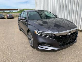 New 2020 Honda Accord Sedan Touring for sale in Red Deer, AB