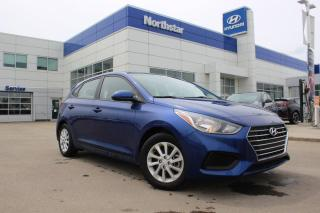 Used 2019 Hyundai Accent PREFERRED FWD: SAFETY PKG, APPLE CARPLAY/HEATED SEATS AND STEERING/PROXY KEY for sale in Edmonton, AB