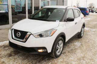 New 2020 Nissan Kicks S FWD PUSH START BACK UP CAMERA BLUETOOTH for sale in Edmonton, AB