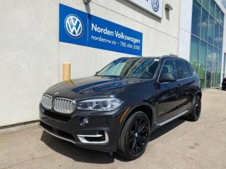 Used 2017 BMW X5 xDrive35i AWD - M-SPORT . WHEELS for sale in Edmonton, AB