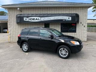 Used 2010 Toyota RAV4 BASE for sale in Mount Brydges, ON