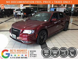 Used 2019 Chrysler 300 300s- Pano Sunroof/Nav/Leather/No Dealer FeesBrass for sale in Richmond, BC