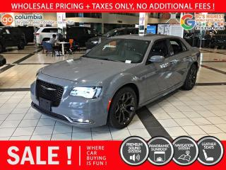 Used 2019 Chrysler 300 300S - No Accident/Local/Nav/Pano Sunroof/Leather for sale in Richmond, BC