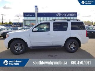 Used 2007 Nissan Pathfinder SE/4WD/7PASS/POWER OPTIONS/ for sale in Edmonton, AB