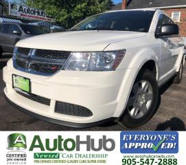 Used 2013 Dodge Journey R/T-7 SEATER-LEATHER-SUNROOF-AWD-DVD-NAVIGATION-HEATED SEATS for sale in Hamilton, ON