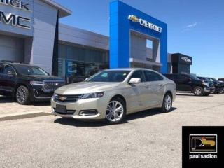 Used 2014 Chevrolet Impala LT for sale in Barrie, ON