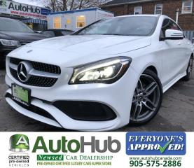 Used 2018 Mercedes-Benz CLA-Class 250-4 MATIC-BACKUP CAMERA-LEATHER-APPLE CARPLAY for sale in Hamilton, ON
