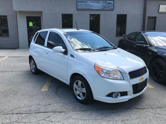 2011 Chevrolet Aveo 5dr Wgn LT, SUNROOF !,BLUETOOTH !CERTIFIED