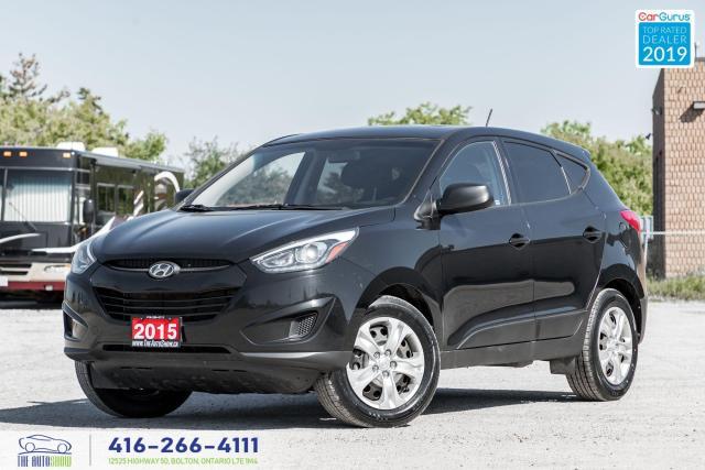 2015 Hyundai Tucson GL|Low KM|AWD|Heated Seats|Keyless Entry|Alloys