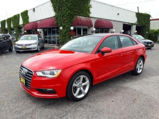 Used 2015 Audi A3 1.8T Komfort for sale in Point Edward, ON